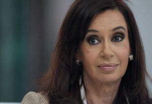 Кристина Фернандес де Киршнер