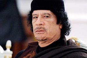 скончался Муаммар Каддафи