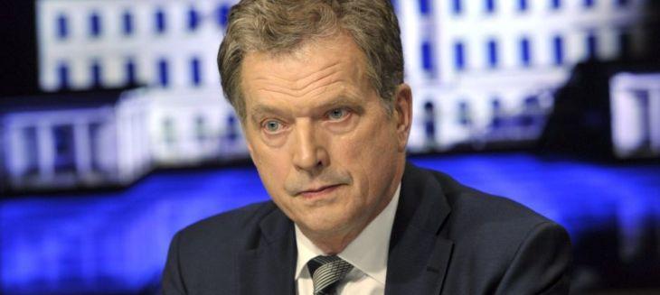 Новым президентом Финляндии избран Саули Вяйняме Ниинисте