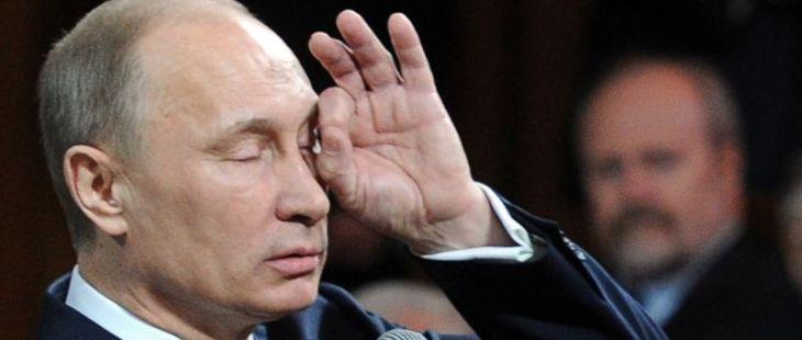 Кандидат на пост президента  Владимир Путин встретился со своими доверенными лицами