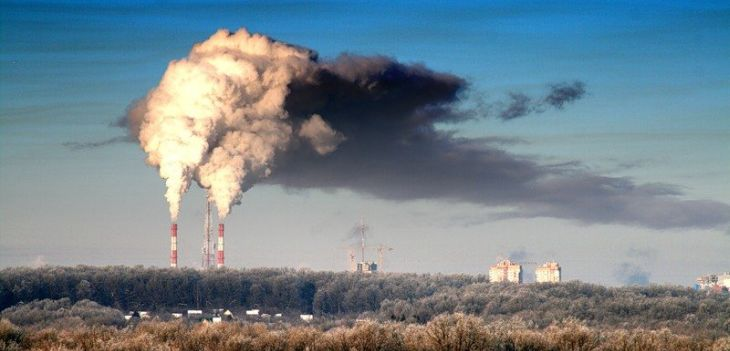Самые экологически-опасные для жизни районы Москвы (Карта)